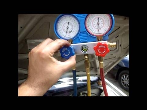 Aire Acondicionado (AC) para Vehículos